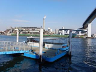 大阪市大正区 運河