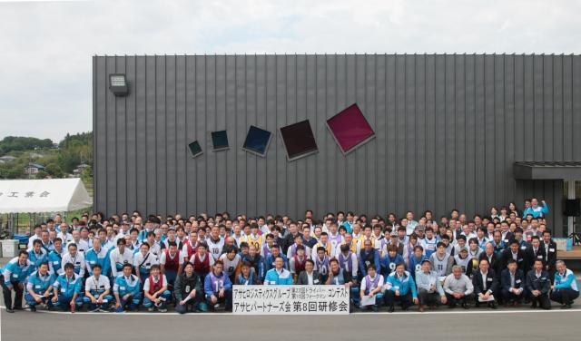 イベント ドライバー・フォークマンコンテスト 集合写真