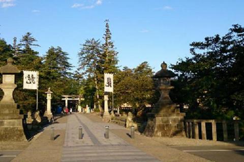 山形県 米沢条跡(よねざわじょうし)