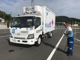 滑川福田センター ドライバー研修風景1