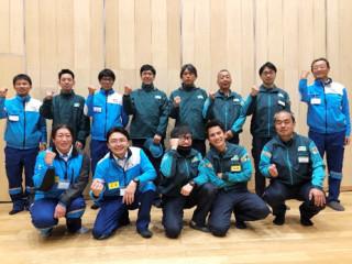 滑川福田センター 新人ドライバー研修10・11月