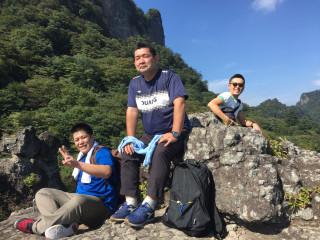 ALU 妙義山